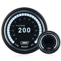 52mm OLED Wideband AFR / Boost Gauge Kit - PSI